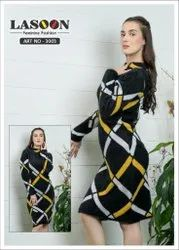 women wollen tunic 3003