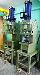 30 ton Hydro Pneumatic machine