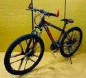 PRIME BLACK/RED 27.5 INCH MTB CYCLE