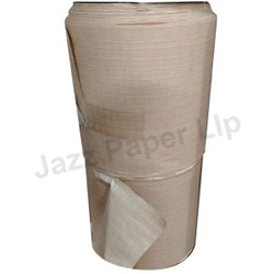 Brown Net Kraft Paper Roll
