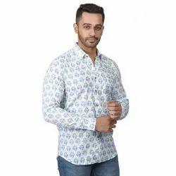 Men Printed Shirt