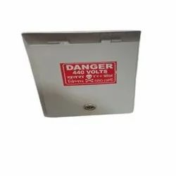 NATIONAL Stainless Steel SS Panel Box, For Junction Boxes, Dimension: 12*18*2