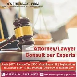 Banking And Finance Attorney / Lawyer, West Bengal & Kolkata, Application Usage: Legal