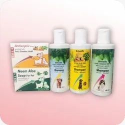 Pet Dogs And Cats Soaps And Shampoo
