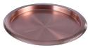 Copper Round Snacks Set