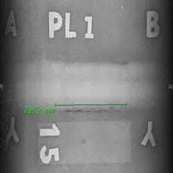 Digital Radiography Testing Service