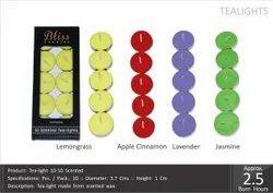 Tea-Light 10-10 Scented