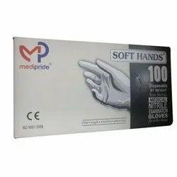Soft Hands Nitrile Gloves