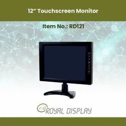12 inch Touchscreen Monitor (RD121)
