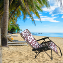 Zero Gravity Relax Recliner Folding Chair For Old Person Home & Beach