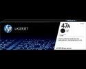 HP 47A Black Original Laserjet Toner Cartridge