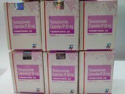 Tamotor 20 Mg Capsules