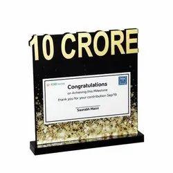 Sales Milestone Corporate Award