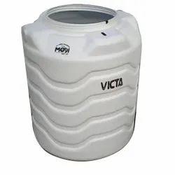 White Victa PVC Water Storage Tank