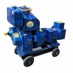 5 kVA Kissan Smart Power DG Set, 1 Phase