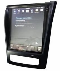 ABS Plastic Bluetooth Connectivity Mahindra XUV 500 Android System, Size: 44 X 25 X 11 cm, Screen Size: 9 Inch