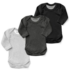 Unisex Baby Onesie Bodysuit Set of 3