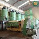 Large Capacity Oil Mill Machinery