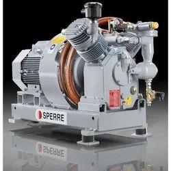 Sperre Marine Air Compressor
