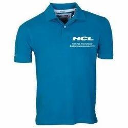 Unisex Cotton Corporate Tshirts