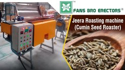 Cumin Seeds Roaster