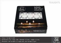Tea-Light 12-100
