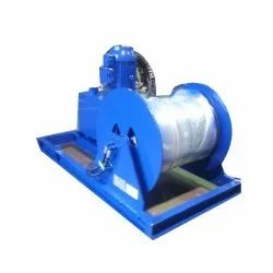 Mild Steel Semi-Automatic Pneumatic Wire Spooler, Production Capacity: 701 kg/shift, 1400kg