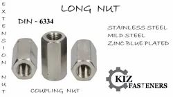 Hex Long Nuts