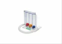 Romsons Respirometer 3 Ball Respiratory Exerciser