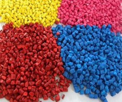 Pink Plastic Organic Pigment, Pellets, Packaging Type: PP Bag