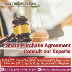Consulting Firm 3 Working Days Share Purchase Agreement