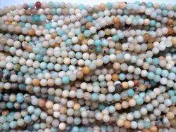 Amazonite Round Stone beads