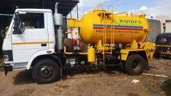 Truck Mounted Sewage Unit