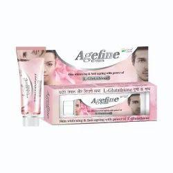 Agefine Cream (L Glutathione ( Herbal Skin Whitening Cream))