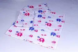 Pink Unisex Ready Swaddle Fabrics And Bornbaby Jabla Bibs Manufacturers