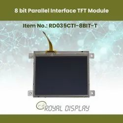 TFT LCD Display Module RD035CTI-8BIT-T