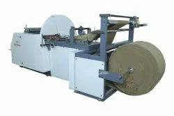 Fully Automatic Paper Bags Making Machine, Capacity: 450 Bags/min, 250 V