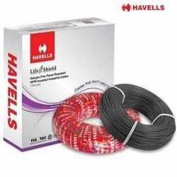 Havells Life Shield HFFR House Wires