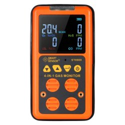 4 In 1 Gas Monitor