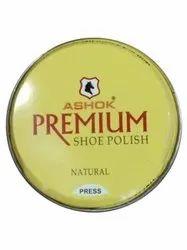 Ashok Black Premium Shoe Polish, Packaging Type: Box