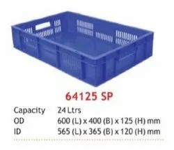 Vegetable And Fruits Display Crate