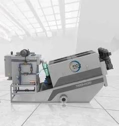 INCHTECHASE403 Sludge Dewatering Screw Press