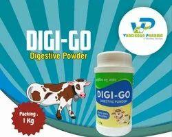 Herbal Digestive Powder For Animal, Vardhaun Pharma, Packaging Size: 1 Kg