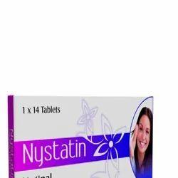 Nystatin Tablets 500000 units (Oral)