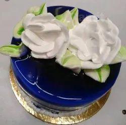 Cake Glaze Gel Black Current