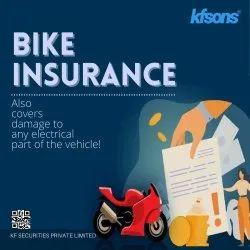 Bike Insurance Service, Pan India, 1 Year