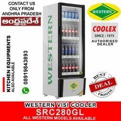 Western Visi Glass Door Chiller SRC280GL
