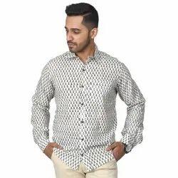 Hand Block Printed Shirt