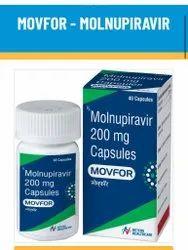 Movfor Molnupiravir 200 mg