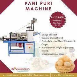Panipuri /Golgappa making machine